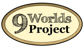 9 Worlds Project Logo